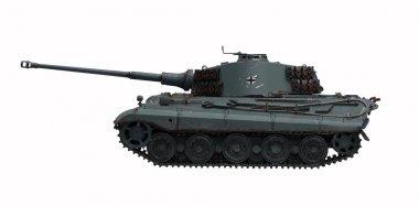 Tank King tiger 2