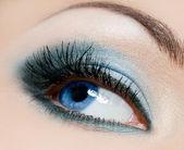detail krásné zženštilý oko