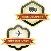 Bezplatné doručení prvky na prodej