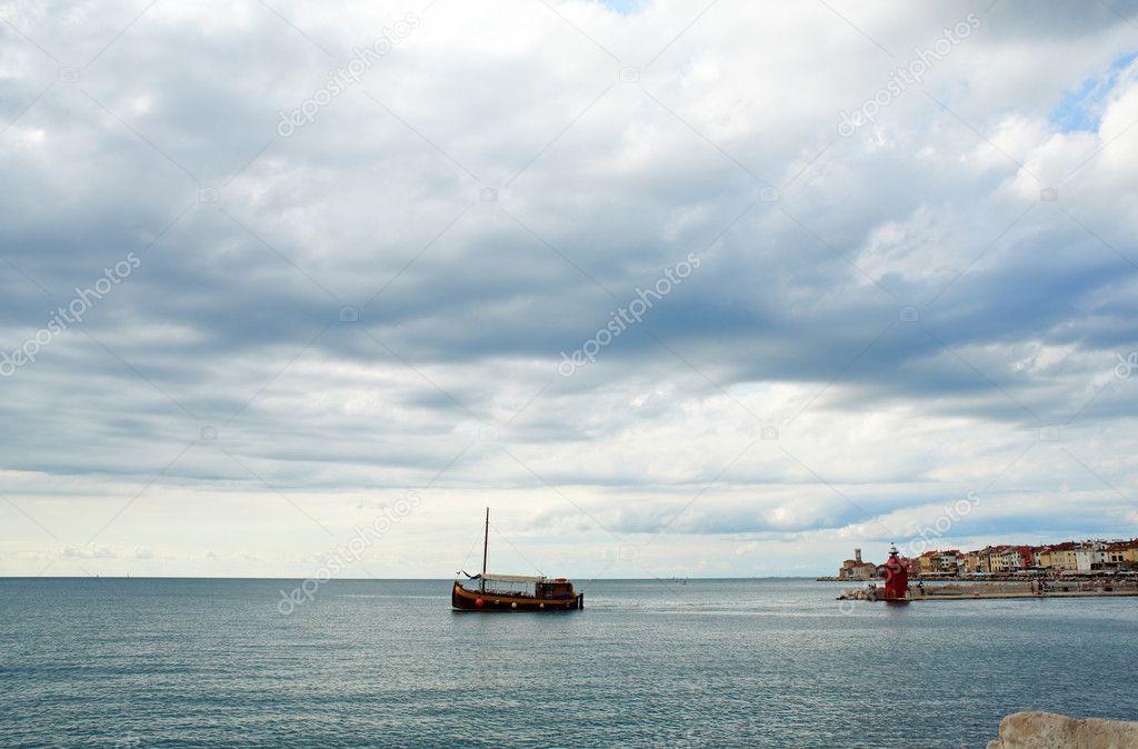 Boat, Piran