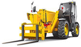 Photo Telescopic loader