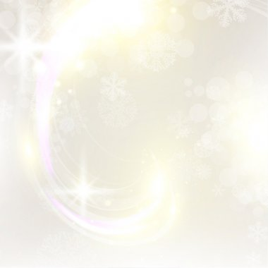 Abstract holiday background with stars clip art vector