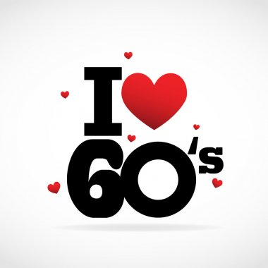 I Love 60's