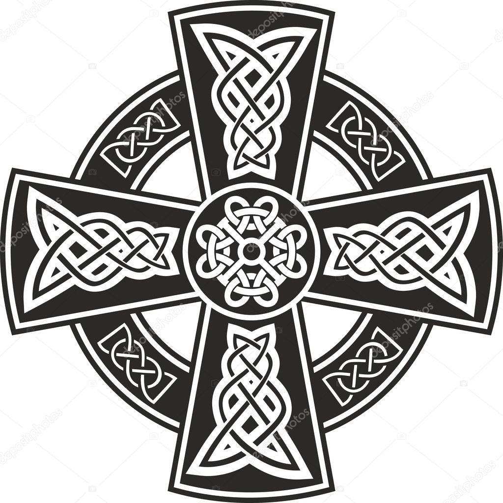 celtic cross stock vectors royalty free celtic cross illustrations