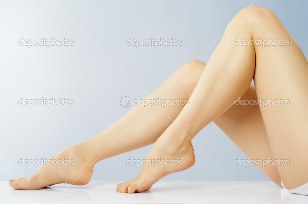 Shapely legs