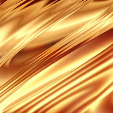 Gold artistic texture