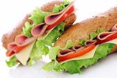 čerstvé a chutné sendviče