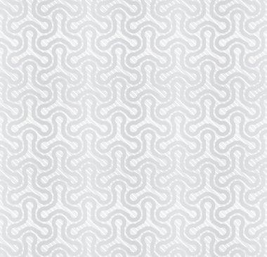 Seamless white background for web design or presentation