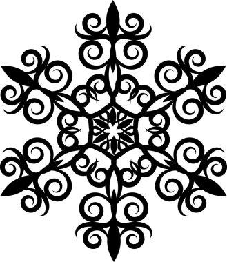 Decorative Snowflake.