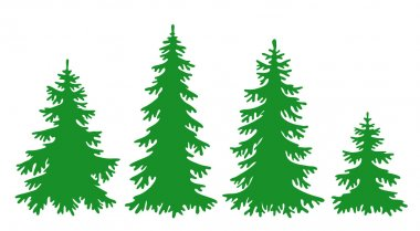 Vector fir-trees