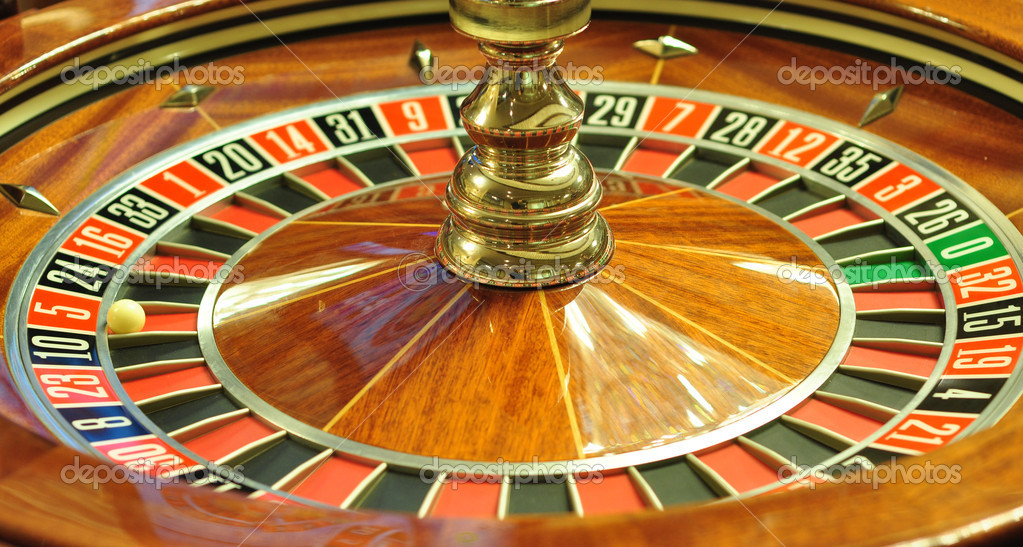Official roulette wheel size
