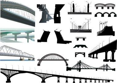 set of isolated bridges