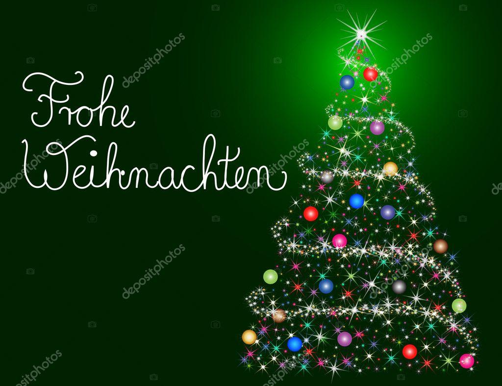 Днем, рождественская открытка на немецком языке 3 класс