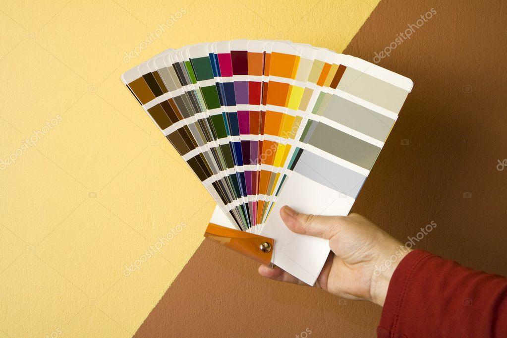 палетка краски для стен фото картинки