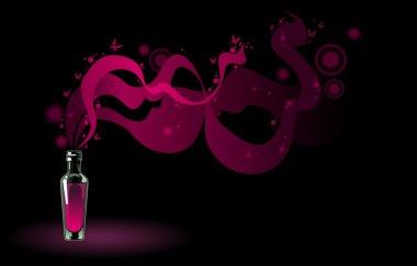 Flask of magic potion