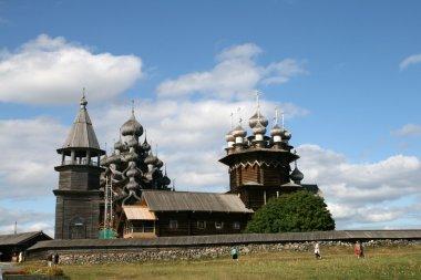Church of Transformation on Kizhi island Russia