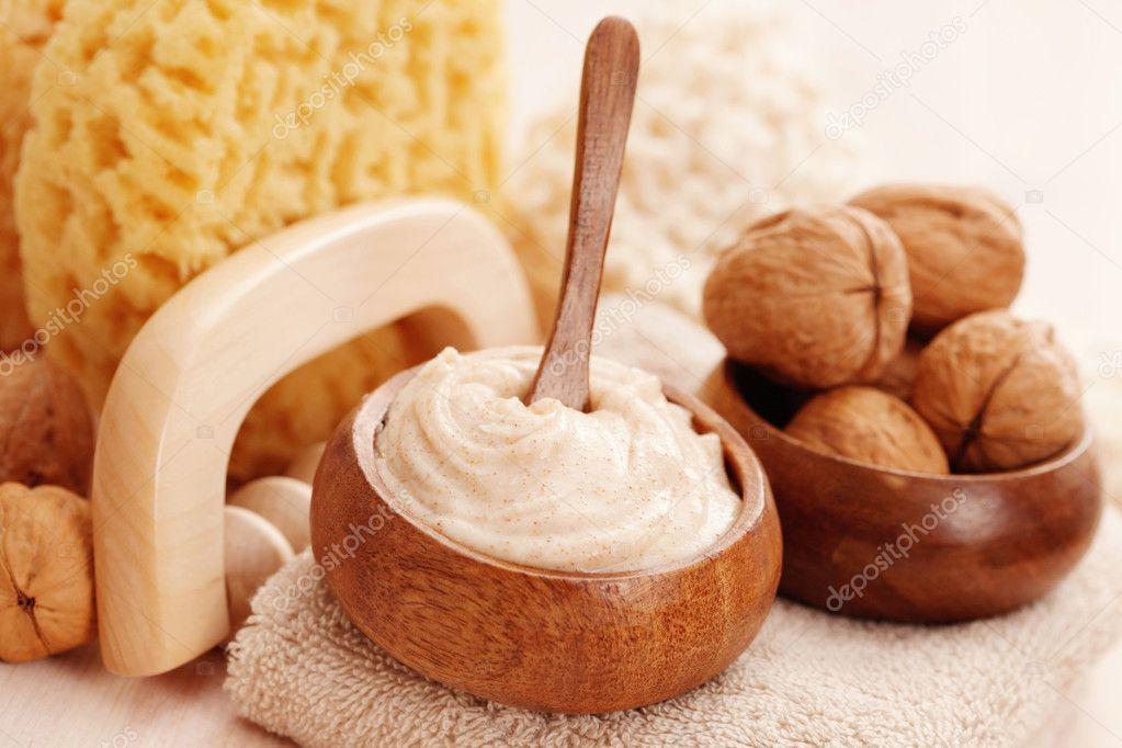 скраб Грецкий орех (160 гр)