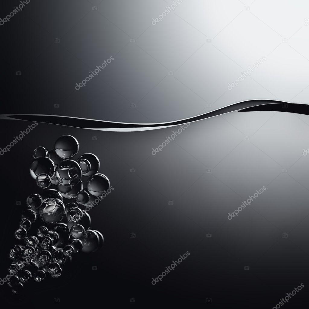 Black water waves