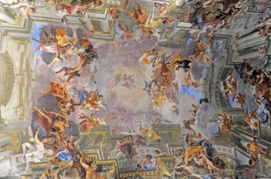 "Картина, постер, плакат, фотообои ""Церковь Джезу, Рим"", артикул 6957184"