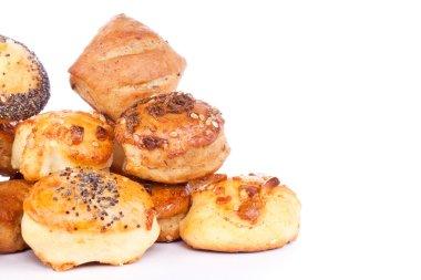 Fresh salt pastry