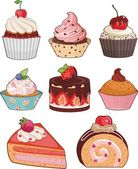 Fotografie Cake set