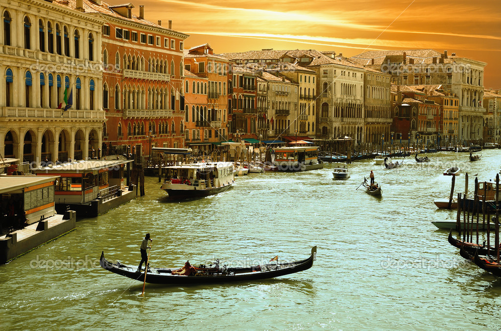 Venice -Grand Canal