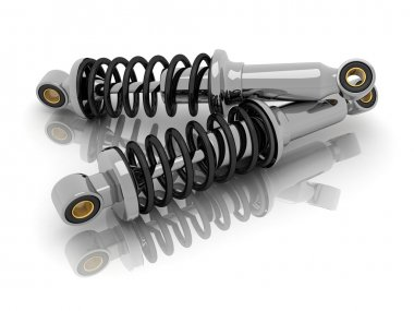 Car shock absorber