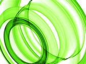 zelený smyček