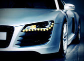 Fotografie německé luxusní sportovní auto