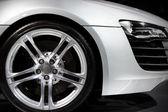 Fotografie luxusní sportovní auto