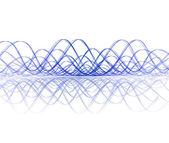 Cool soundwave s odleskem