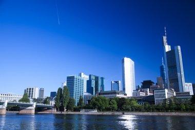 Skyline of Frankfurt