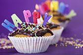 narozeniny cupcake