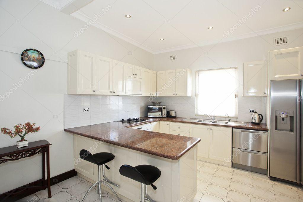Moderne Keukens Afbeeldingen : Moderne keuken u stockfoto cmeder