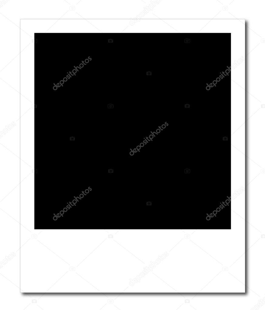 polaroid rahmen — Stockfoto © sailing #7425244