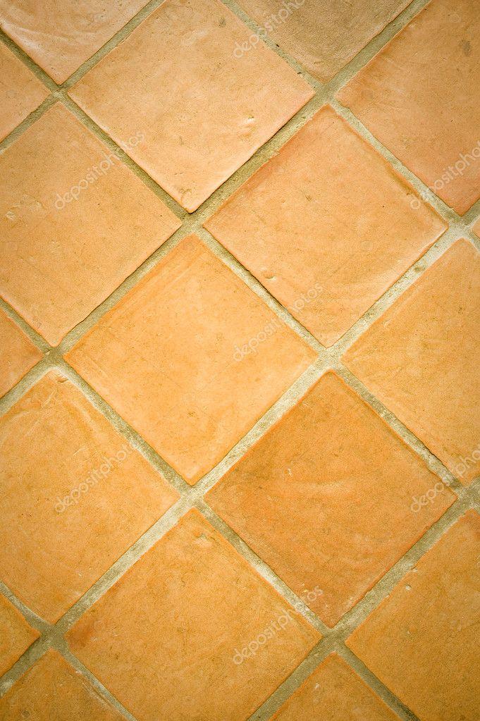 Quarry tiles — Stock Photo © nelsonart #7335255