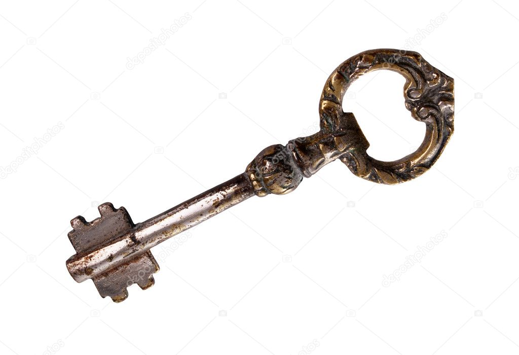 You touch it, you solve it (Aymel) Depositphotos_6755305-stock-photo-ancient-key-isolated