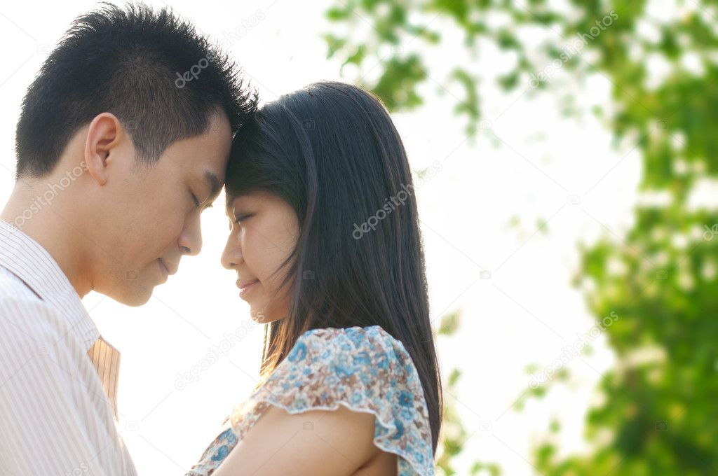 Free young asian couples in love, women of football nude