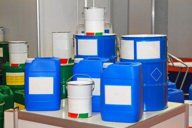 Chemical barrels