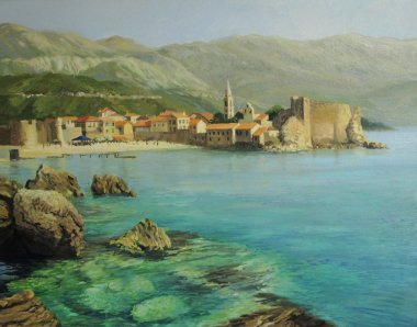 Bay near Old Budva
