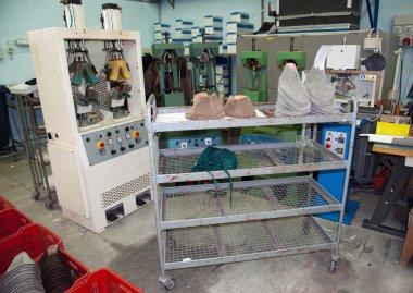 Shoe factory - Italian small industry