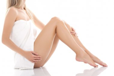 Woman beauty body