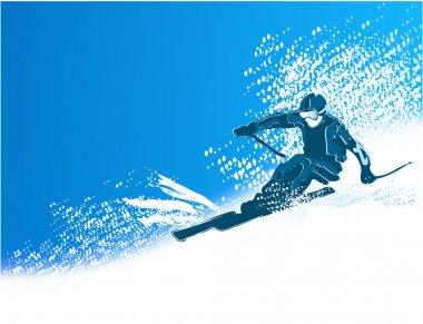 Skier fun