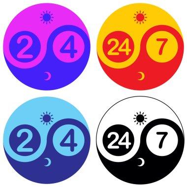 24h7d2