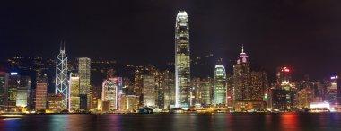 Hong Kong Island panorama