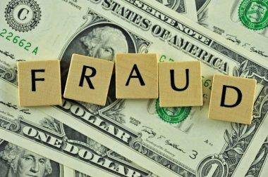 Fraud in lettern
