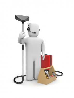 House cleaning and repair service