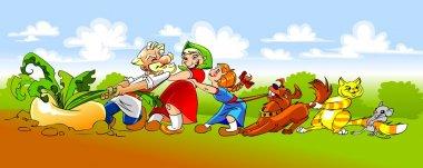 Russian folk fairy tale
