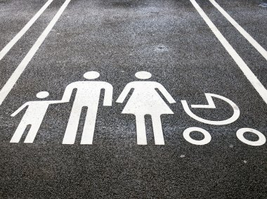 Family parking