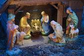 Fotografie Vánoční betlém